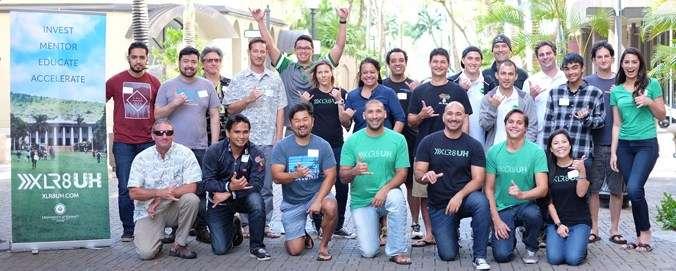 Sultan Ventures- Photo of XLR8UH Cohort 5