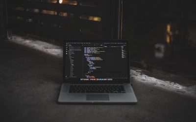 Sultan Ventures- Photo of computer web design program.